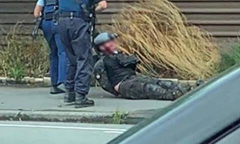 Νέα Ζηλανδία: Η στιγμή της σύλληψης του μακελάρη – Πώς τον σταμάτησαν οι αστυνομικοί (Vid)