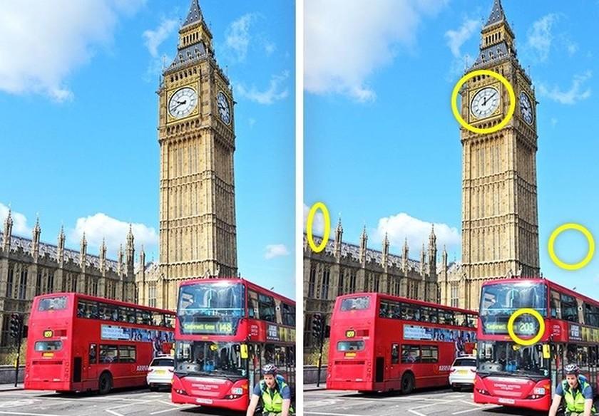 Μόνο ιδιοφυίες μπορούν να βρουν όλες τις διαφορές σε αυτές τις εννέα εικόνες