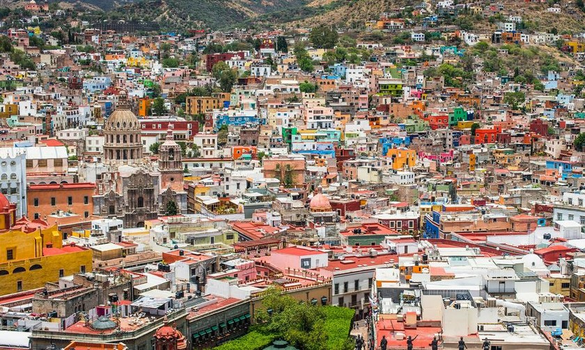 Guanajuato, Μεξικό