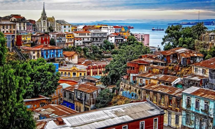 Valparaiso, Χιλή