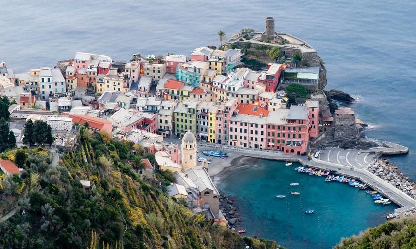 Vernazza, Cinque Terre, Ιταλία