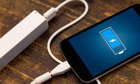 Ήξερες το κόλπο για να ΜΗΝ σου τελειώνει η μπαταρία στο κινητό;