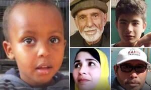 Μακελειό Νέα Ζηλανδία: Αυτά είναι τα θύματα της τρομοκρατικής επίθεσης (Pics)