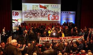 Καλαμάτα: Για «φθηνή προπαγάνδα και τραμπουκισμούς» κατηγορεί το ΠΑΜΕ η ΓΣΕΕ