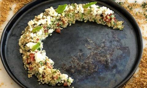 Πανεύκολη συνταγή για σαλάτα Tabbouleh