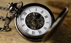 Αλλαγή ώρας 2019: Πότε θα γυρίσουμε τα ρολόγια μας μία ώρα μπροστά