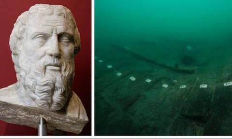 Η δικαίωση του Ηροδότου: Ναυάγιο επιβεβαιώνει τα γραπτά του Έλληνα ιστορικού 2.469 χρόνια μετά