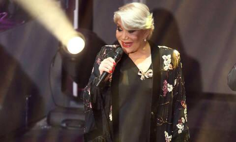 Αγωνία για τη Μαρινέλλα: Στο νοσοκομείο η τραγουδίστρια