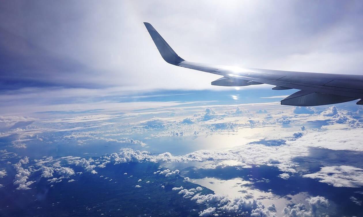 Εικόνες - ΣΟΚ: Άγριο ξύλο σε πτήση της Ryanair (pics)