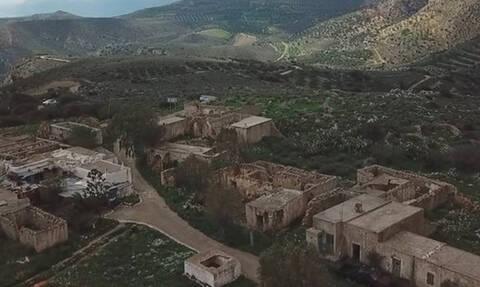 Το χωριό - «φάντασμα» της Σητείας μέσα από ένα μαγευτικό video