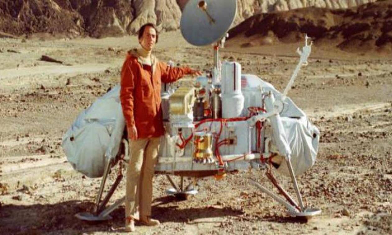 Όταν η NASA έφτασε για πρώτη φορά στον πλανήτη Άρη
