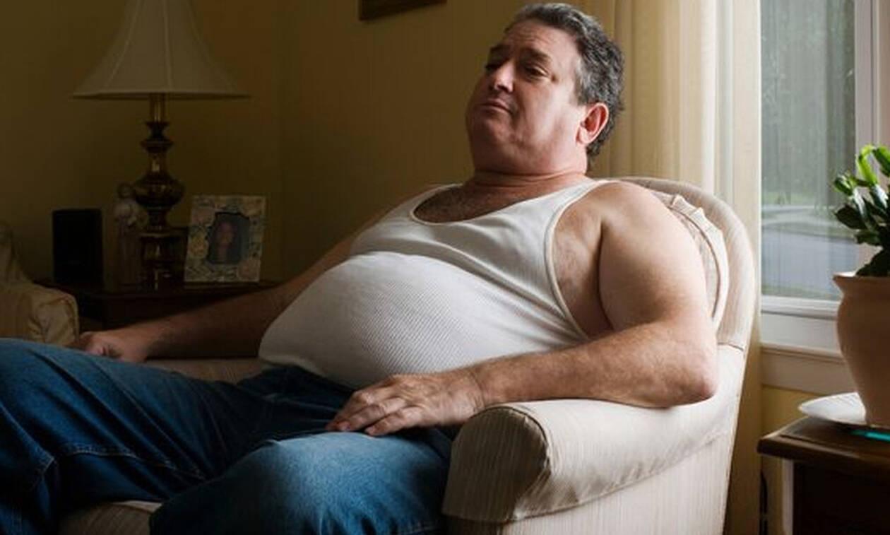 Είσαι παχύσαρκος; Δες από ποια σοβαρή ασθένεια γλιτώνεις!