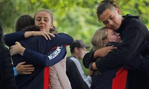 20 греческих туристов стали свидетелями теракта а Новой Зеландии