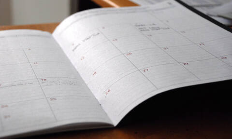 Πάσχα 2019: Πότε «πέφτει» φέτος - Όλες οι αργίες και τα τριήμερα