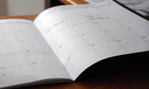 Πάσχα 2019: Πότε «πέφτει» φέτος - Δείτε όλες τις αργίες και τα τριήμερα