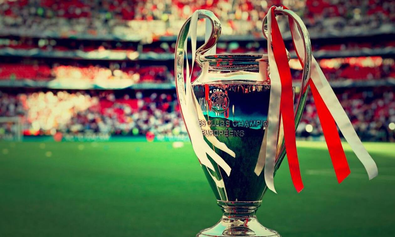 «Βόμβα» στο Champions League: ΣΟΚ και για τις ελληνικές ομάδες