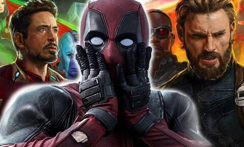 Τι δουλειά έχει αυτός ο ήρωας στο «Avengers 4»; (pics+vid)