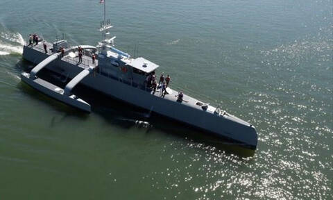 Στόλος... φάντασμα από το Πολεμικό Ναυτικό των ΗΠΑ