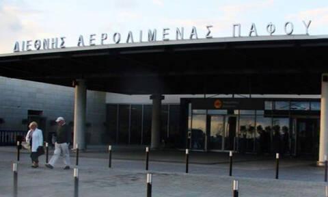 На Кипре в аэропорту Пафоса обнаружен труп мужчины