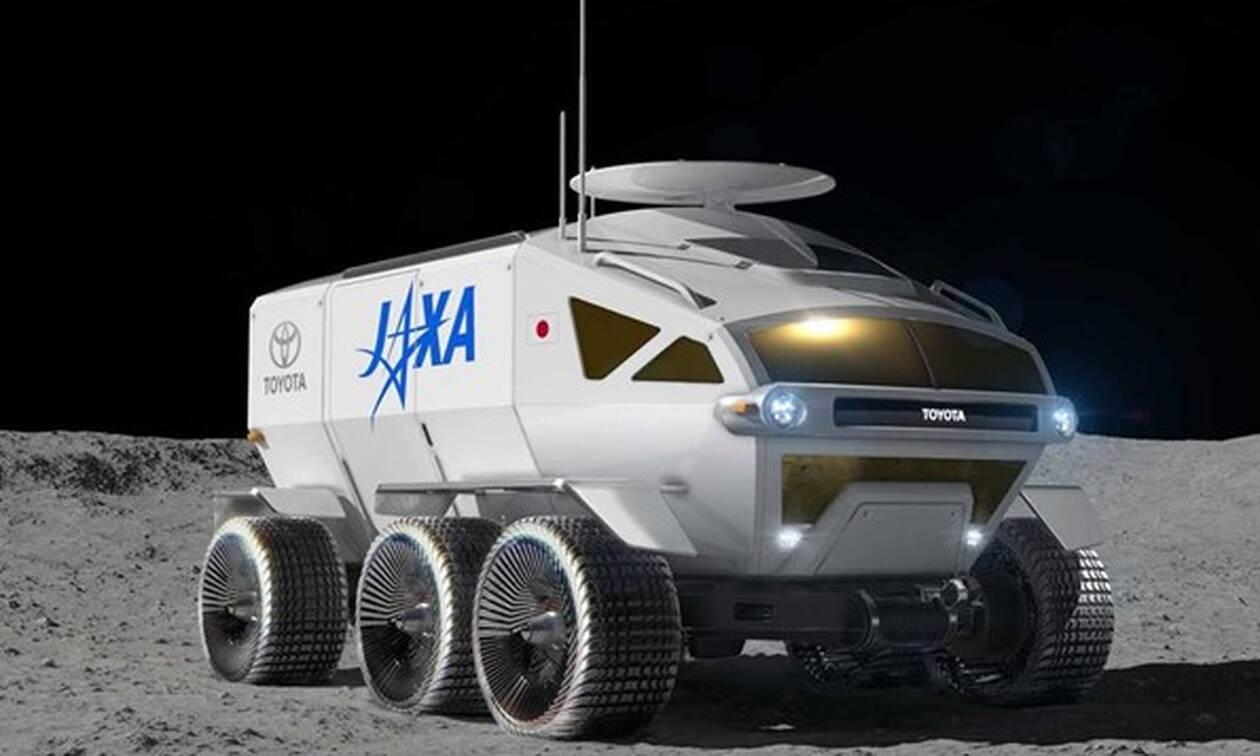 Η TOYOTA στελνεί... SUV στο Διάστημα!
