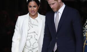 Άλλο ένα μωρό για τον πρίγκιπα Harry και την Meghan Markle