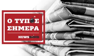 Εφημερίδες: Διαβάστε τα πρωτοσέλιδα των εφημερίδων (19/03/2019)