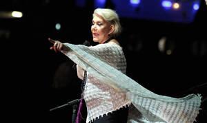 Греческая певица Маринелла срочно госпитализирована