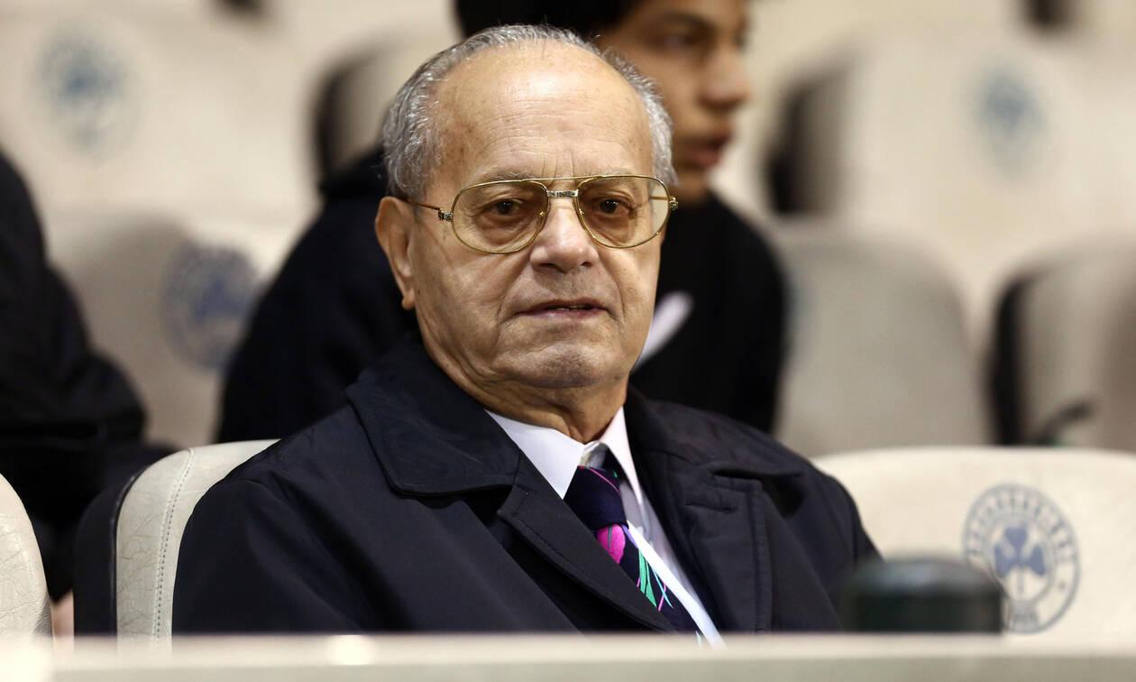 «Έφυγε» ο Θανάσης Γιαννακόπουλος: Φτωχότερος ο ελληνικός αθλητισμός