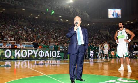 Θανάσης Γιαννακόπουλος: Ο «Τυφώνας» που λάτρευε τον Παναθηναϊκό (pics-vids)