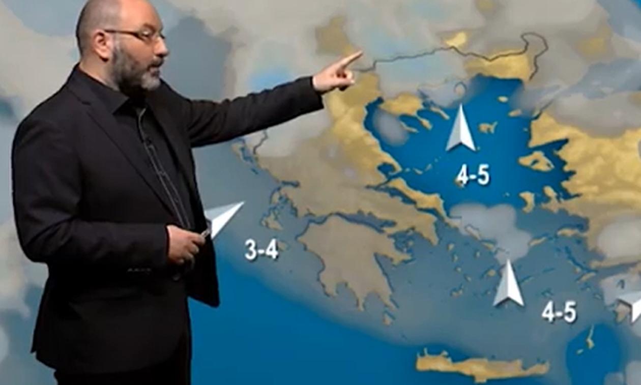 Τα τελευταία στοιχεία για τον καιρό της 25ης Μαρτίου - Η ανάλυση του Σάκη Αρναούτογλου (video)