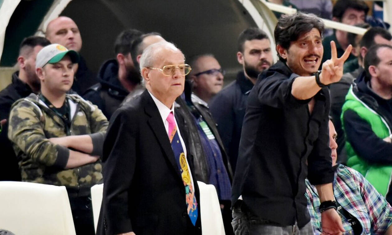 Το «αντίο» του Δημήτρη Γιαννακόπουλου στον Θανάση (pics)