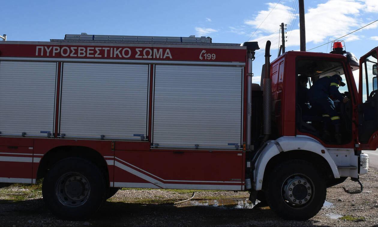 Τραγωδία στην Κάλυμνο: Νεκρός 66χρονος από πυρκαγιά