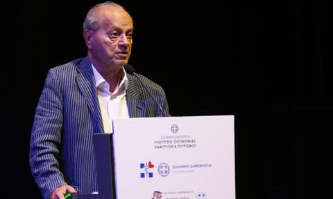 O Σταύρος Θεοδωράκης για το θάνατο του Θανάση Γιαννακόπουλου
