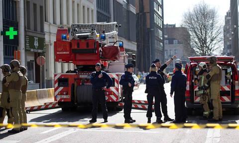 Συναγερμός στις Βρυξέλλες μετά από απειλή για βόμβα (vid)
