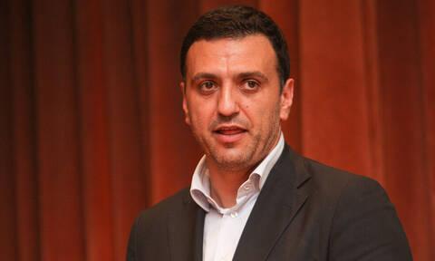 Κικίλιας: Θανάσης Γιαννακόπουλος - Από τους πιο αγαπητούς προέδρους στον ελληνικό αθλητισμό