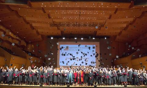 Λαμπρές Τελετές Αποφοίτησης από το Μητροπολιτικό Κολλέγιο (pics)
