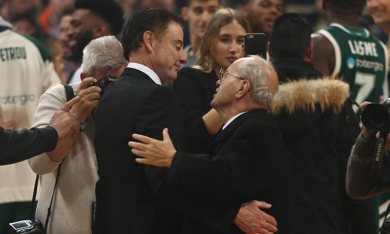 Πιτίνο: «Θανάσης Γιαννακόπουλος, ένας εξαιρετικά ξεχωριστός άνθρωπος» (photo)