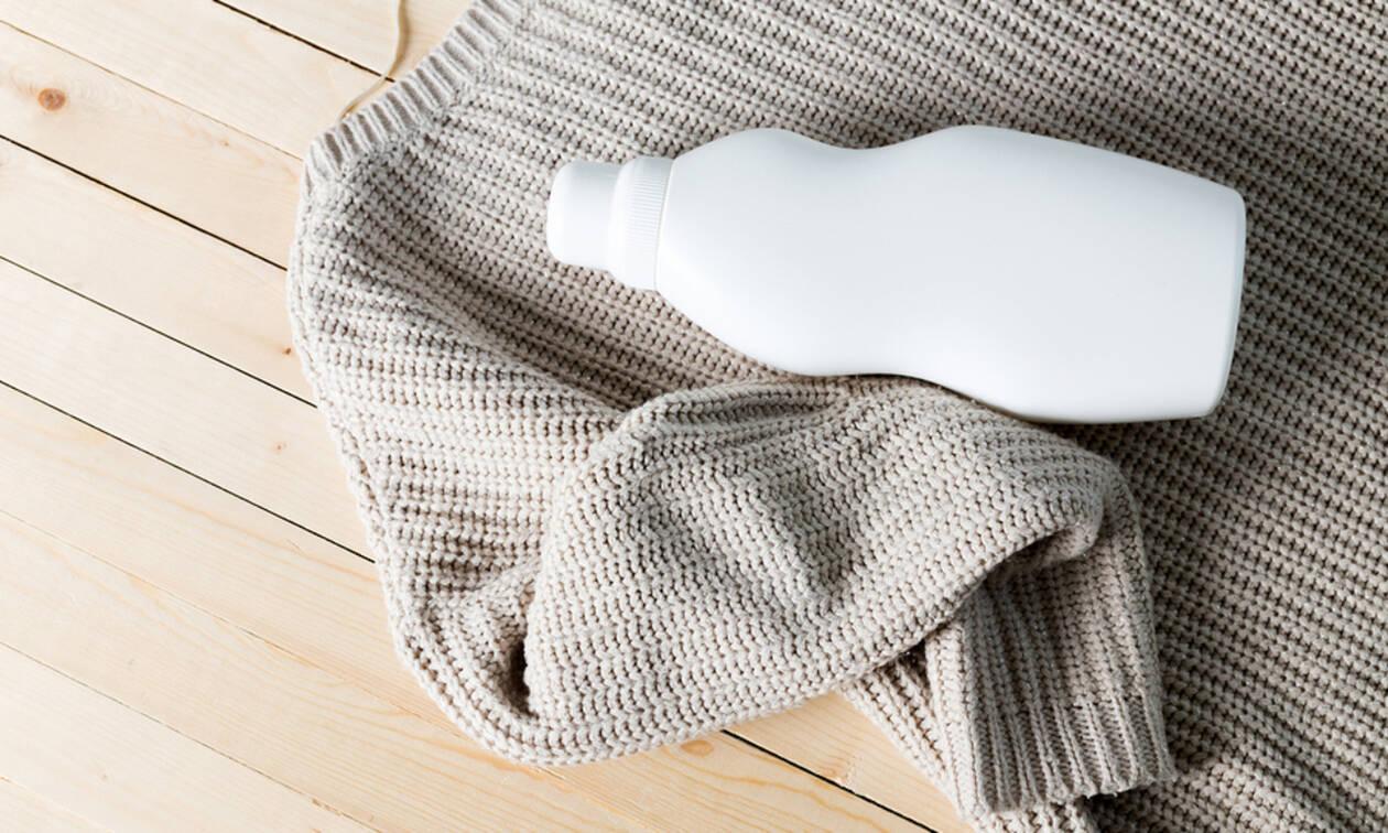 Το πουλόβερ «μπήκε» στο πλύσιμο; Έτσι θα το σώσετε (vid)
