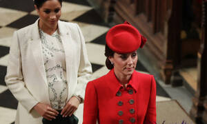 Η πραγματική αιτία πίσω από την κόντρα ανάμεσα στη Meghan και την Kate μόλις αποκαλύφθηκε!