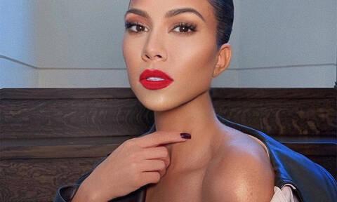 Η Kourtney Kardashian έκανε τη χειρότερη επεξεργασία στην ιστορία του photoshop