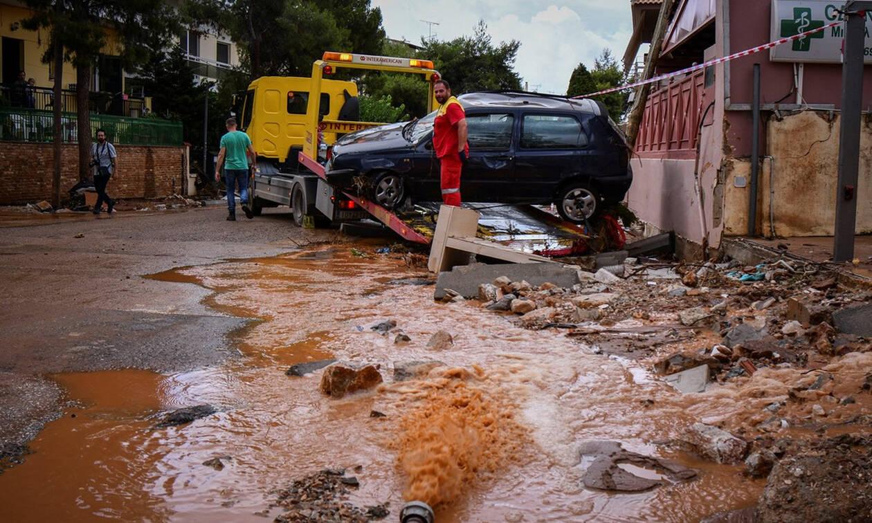 Ποινικές διώξεις για τη φονική πλημμύρα στη Μάνδρα
