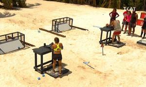 Survivor: Ανατροπή στην ομάδα που κατάφερε να κερδίσει το έπαθλο φαγητού!