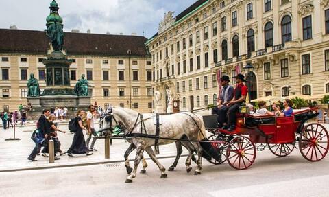 Βιέννη: Στην κορυφή των 10 καλύτερων πόλεων για να ζει κανείς στον κόσμο