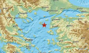 Σεισμός κοντά στη Λήμνο (pics)