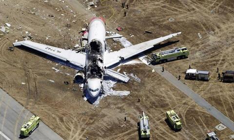 В России выросло число жертв авиакатастроф