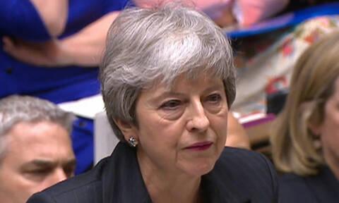 Βρετανία: Η Τερέζα Μέι ζήτησε παράταση για το Brexit