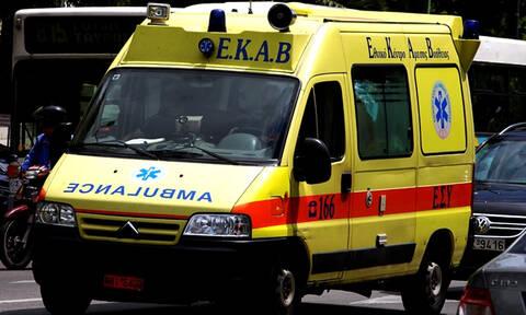 Σύγκρουση λεωφορείων στους Θρακομακεδόνες - Ένας τραυματίας