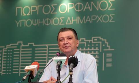 Δημοτικές εκλογές 2019: «Χτύπησε» κορυφή ο Ορφανός στη Θεσσαλονίκη