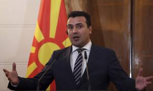 «Βόμβα» Ζάεφ: «Η Ελλάδα ας μας πει αν μιλούν μακεδονικά στο έδαφός της»