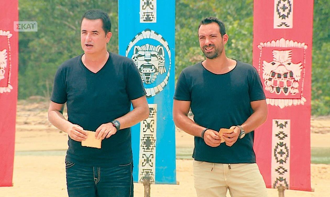 Χαμός στον ΣΚΑΪ: Φεύγουν Τανιμανίδης και Ατζούν - Πότε «κόβεται» το Survivor (pics)